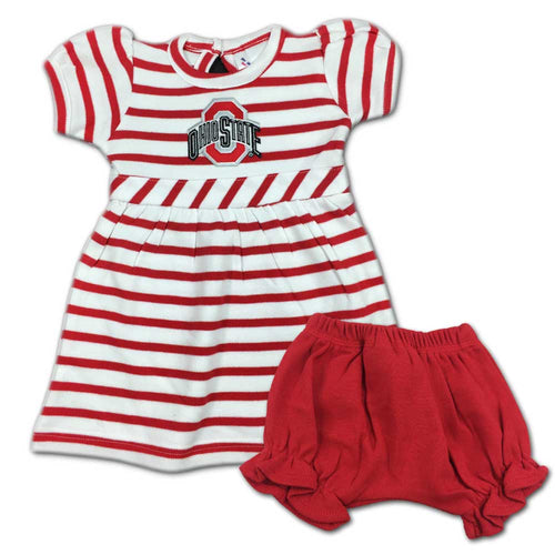 Ohio State Infant Team Dress