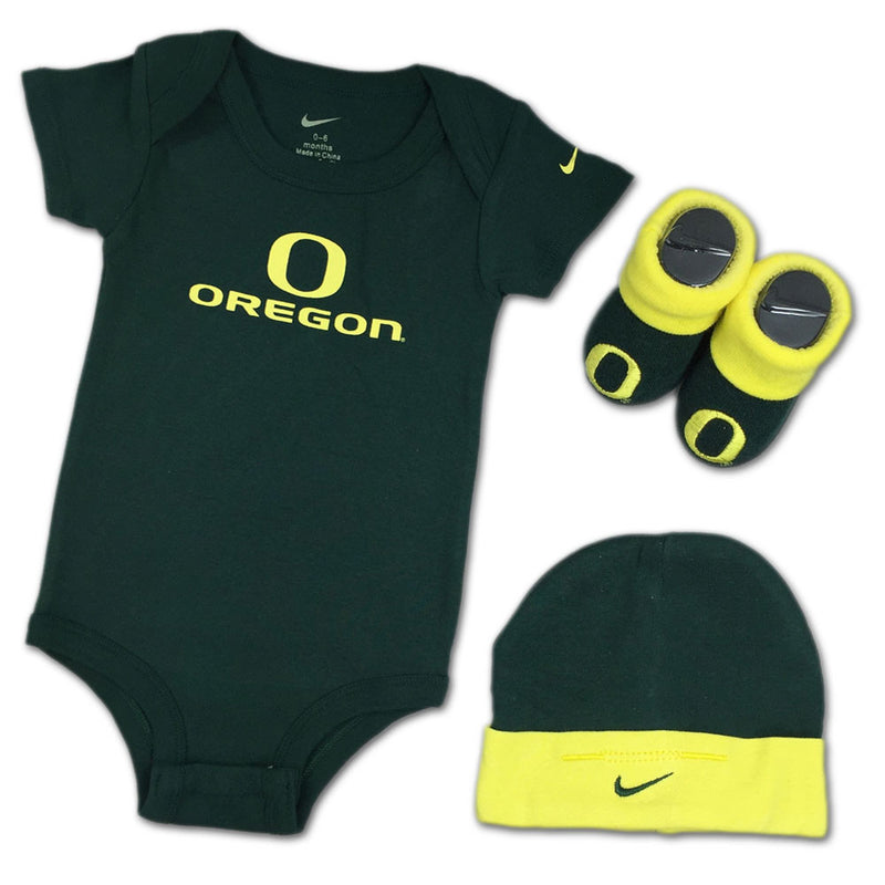 My First Nike Oregon Outfit