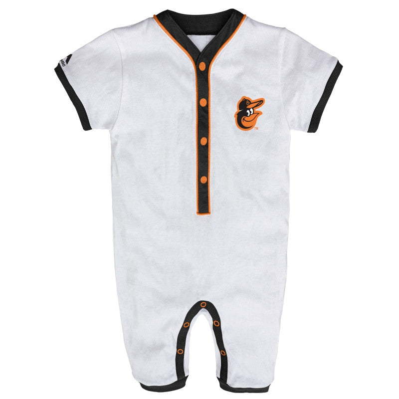 Baltimore Orioles Baby Romper
