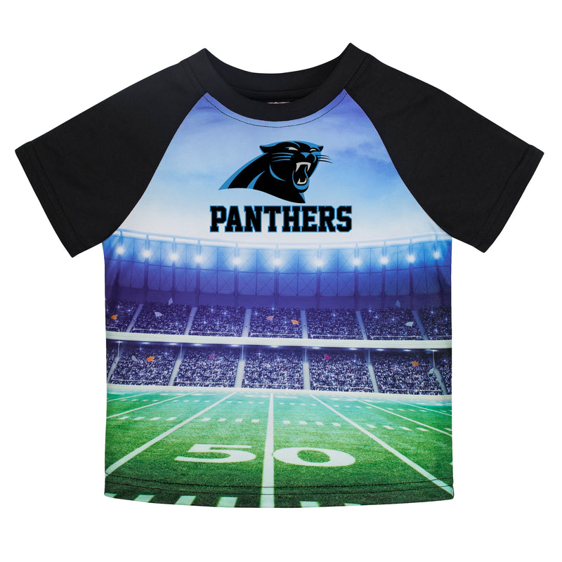Panthers Short Sleeve Stadium Tee