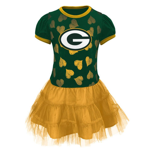 Packers Love to Dance Dress