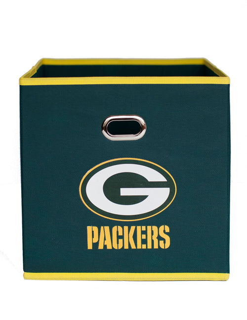 Packers Storage Cube