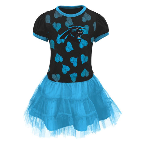 Panthers Love to Dance Dress