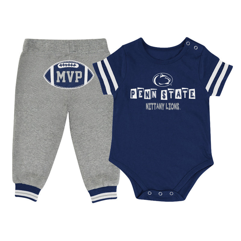 Nittany Lions Baby MVP Outfit