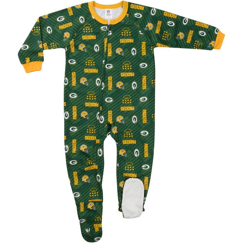 Packers Toddler Blanket Sleeper