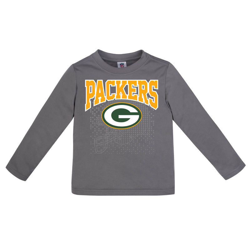 Packers Team Spirit Long Sleeve Tee