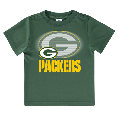 Packers Team Logo Short Sleeve Tee