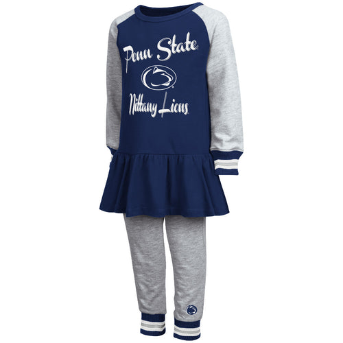 Nittany Lions Girl Team Dress w/ Joggers