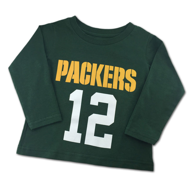 Packers Rodgers Toddler Tee
