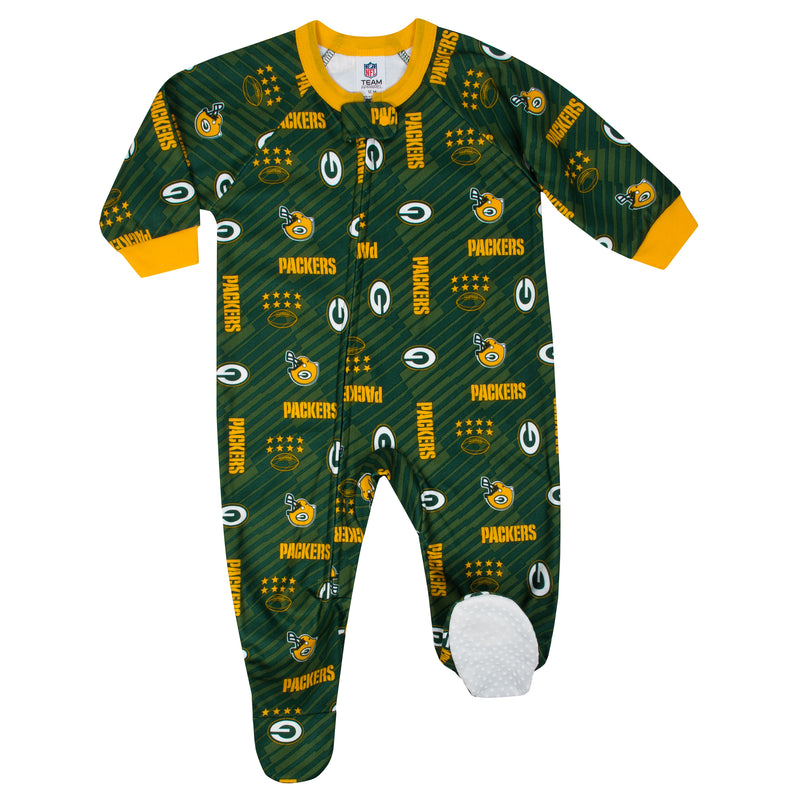 Green Bay Packers Blanket Sleeper