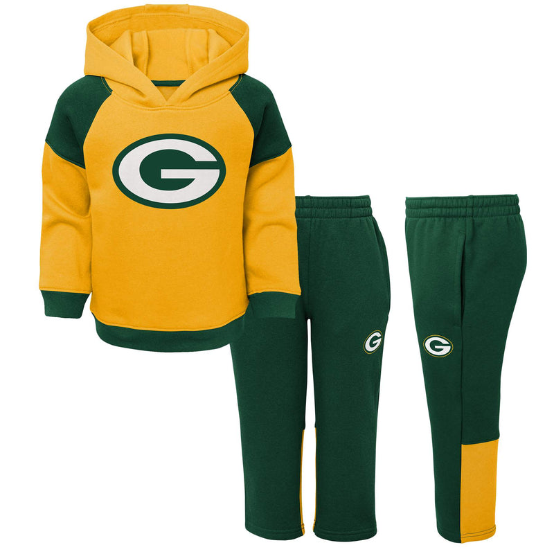 Packers Fleece Lined Sweat Suit