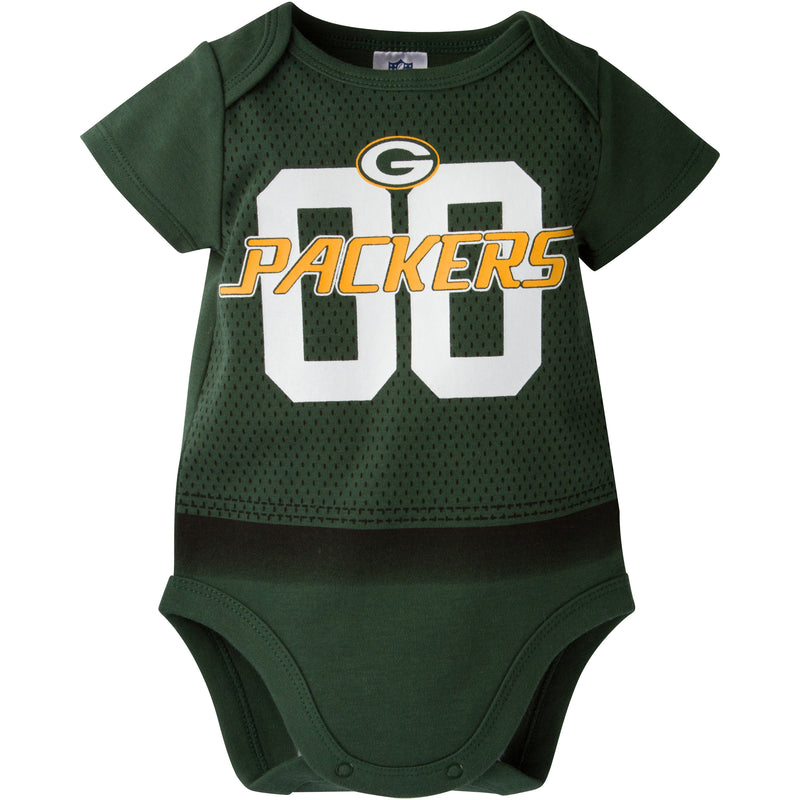 Packers Team Spirit Bodysuit