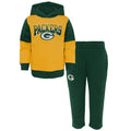 Green Bay Packers Infant/Toddler Sweat suit