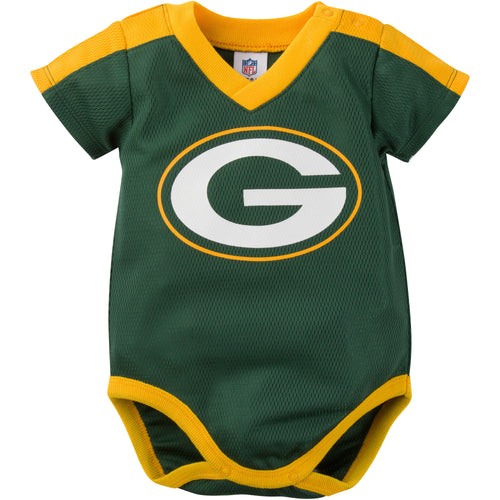 Green Bay Packers Baby Clothes: BabyFans.com – babyfans