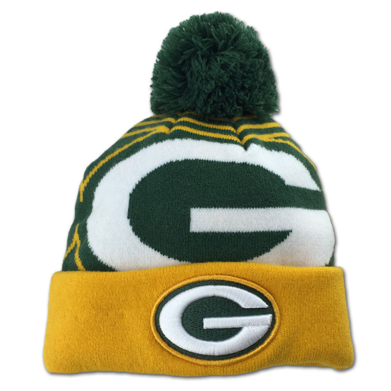 Packers Toddler Chilly Day Hat