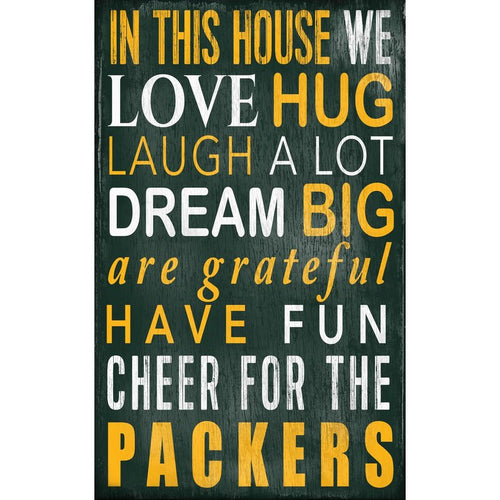 Packers Baby Nursery Wall Art