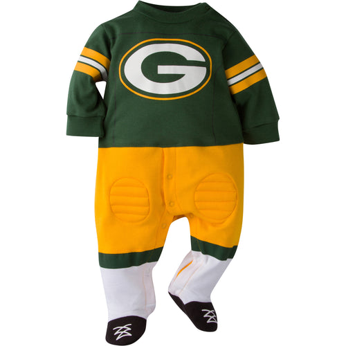 Green Bay Packers Infant Sleeper
