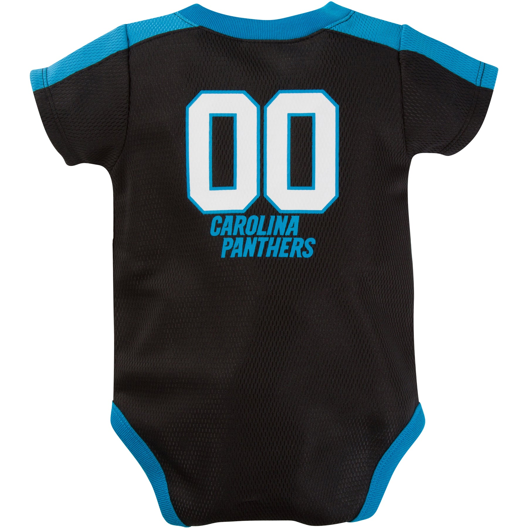 Panthers Baby Jersey Onesie – babyfans 02cf0e57e