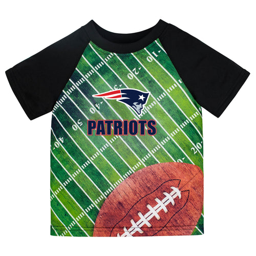 Patriots Short Sleeve Field Tee
