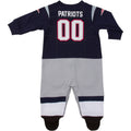 New England Patriots Baby Footysuit