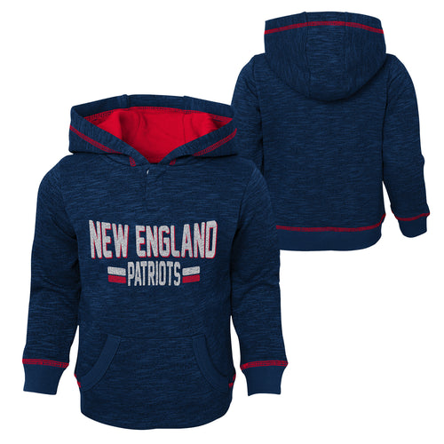 Patriots Pullover Sweatshirt with Hood