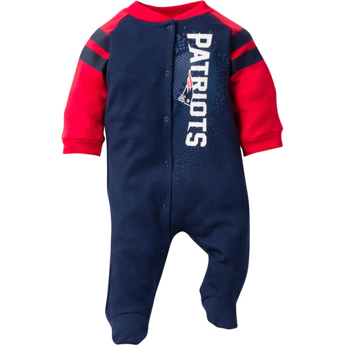Patriots Baby Sleep-N-Play