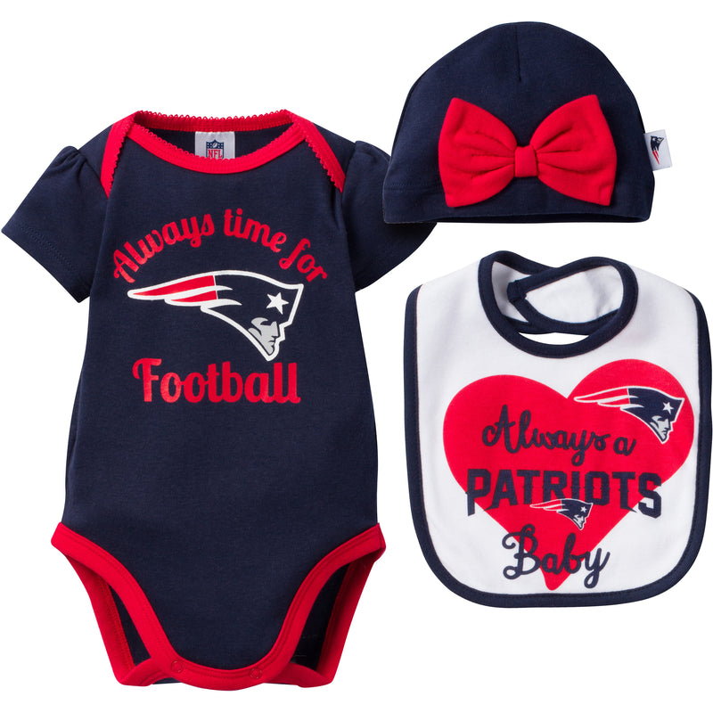 Always a Patriot Baby Outfit