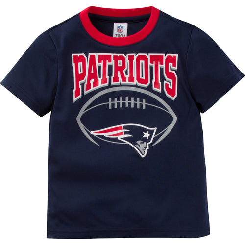 Patriots Short Sleeve Tee