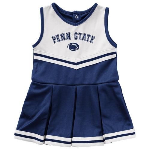 Penn State Infant Girls Cheer Dress