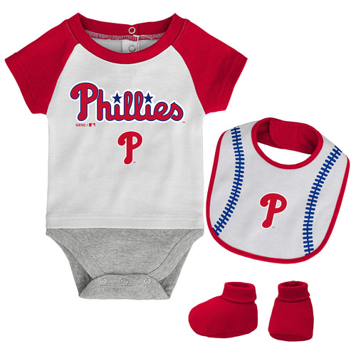 Philadelphia phillies baby clothes babyfans babyfans phillies newborn outfit negle Gallery