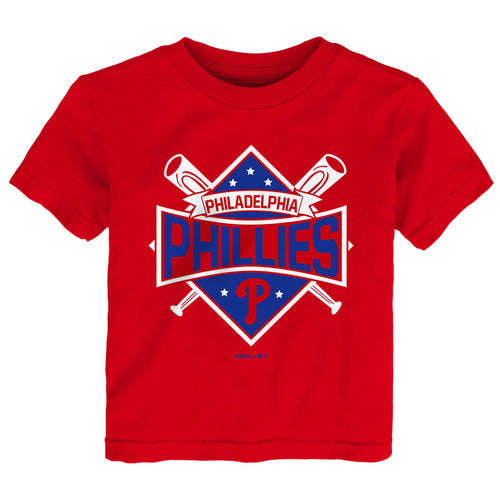 Phillies Home Plate Tee