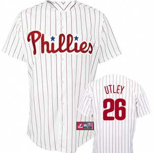Chase Utley Toddler Jersey