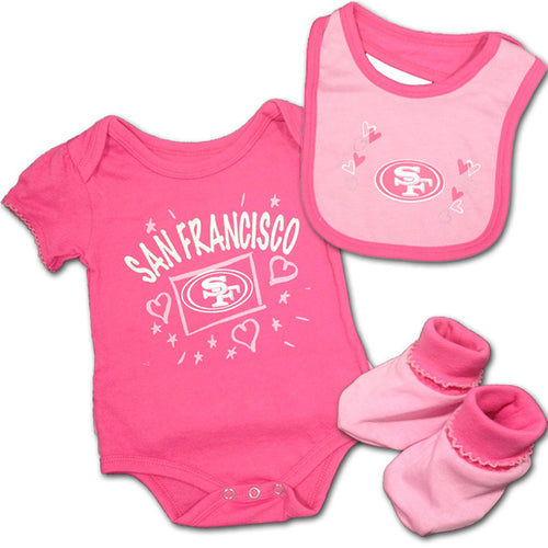9b4152a9 49ers Baby Clothes: BabyFans.com – babyfans