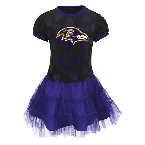 Ravens Love to Dance Dress