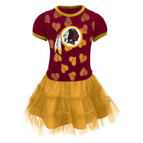 Redskins Love to Dance Dress