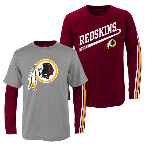 Redskins Fan Toddler T-Shirts Combo Pack