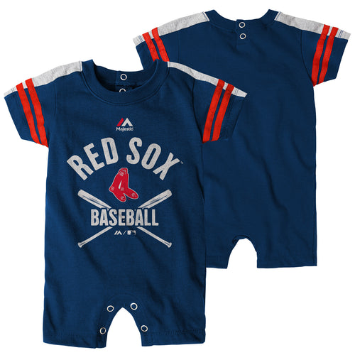 Red Sox Baby Playtime Romper