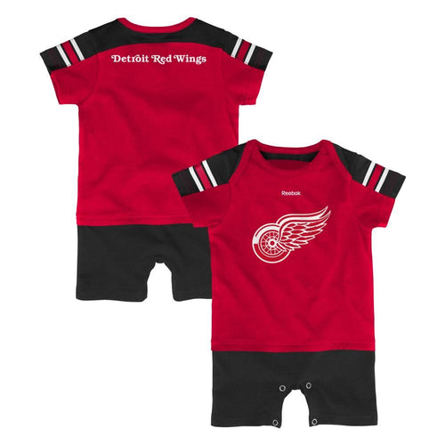 Red Wings Breakout Star Jersey Romper