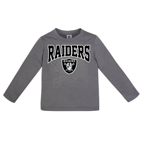 Raiders Team Spirit Long Sleeve Tee