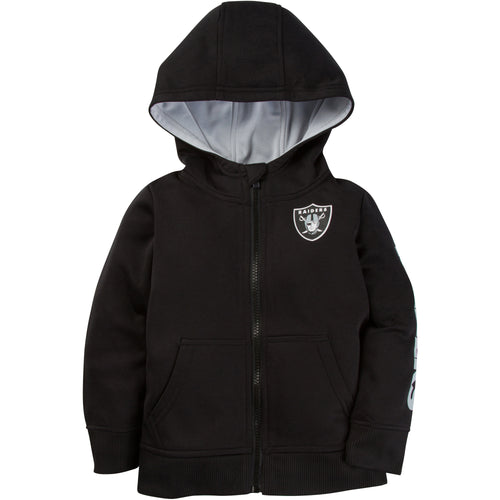 Zip Up Raiders Kid Jacket