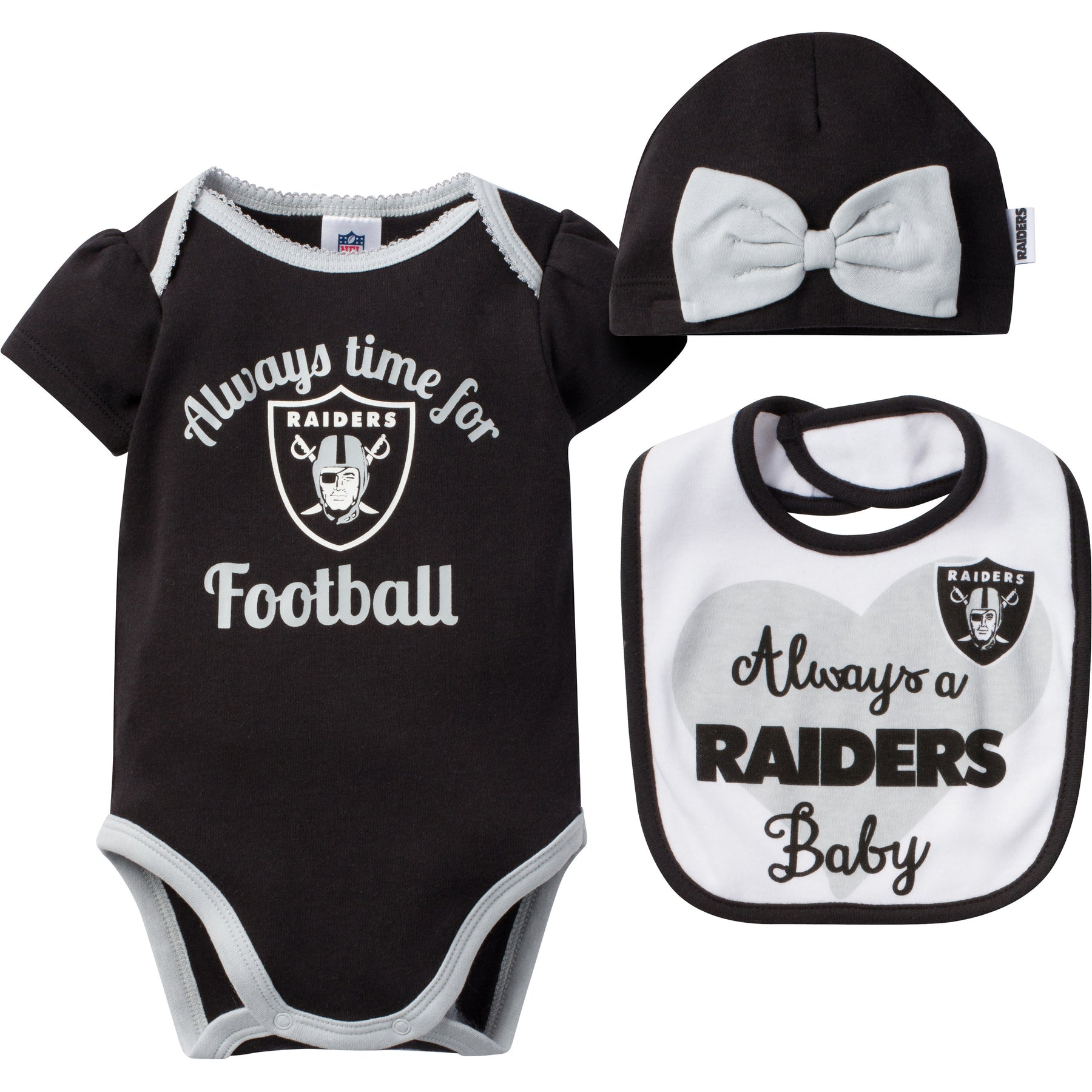 6b99e48e0 Always a Raider Baby Outfit – babyfans
