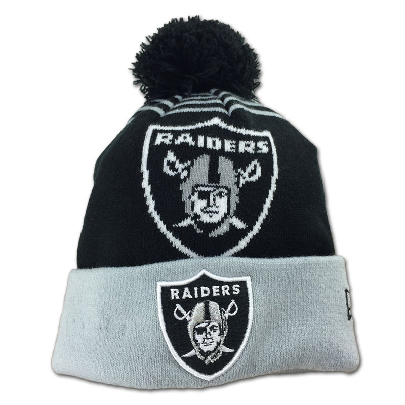 Raiders Toddler Chilly Day Hat