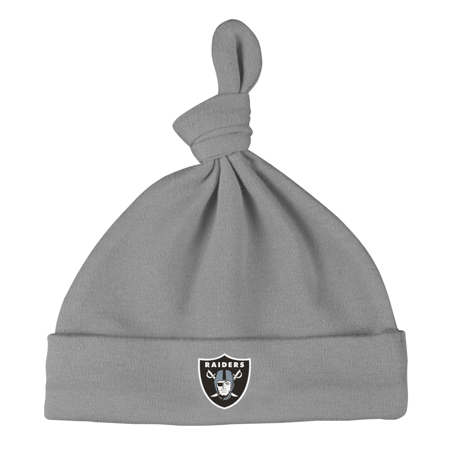 Raiders Newborn Gown, Cap, and Booties – babyfans