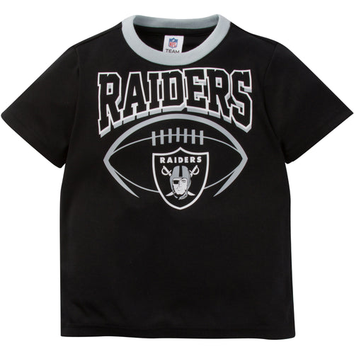 Raiders Athletic Short Sleeve Tee
