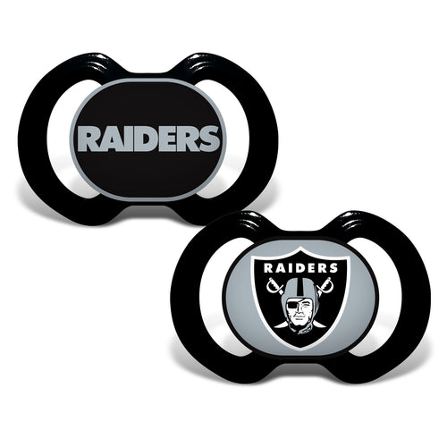Oakland Raiders Variety Pacifiers