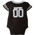 Baby Raiders Football Jersey Onesie
