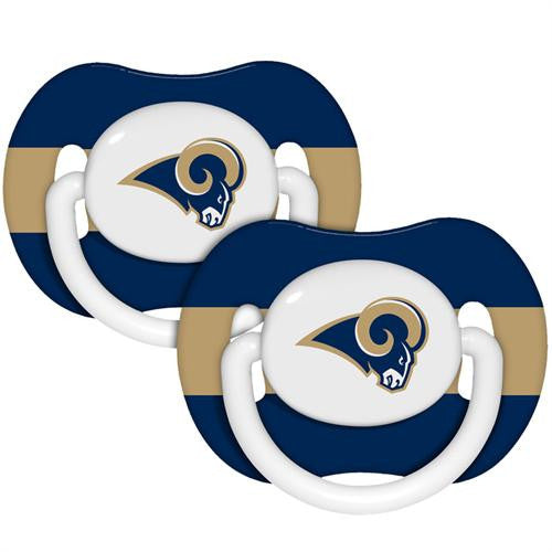 Rams Baby Pacifiers