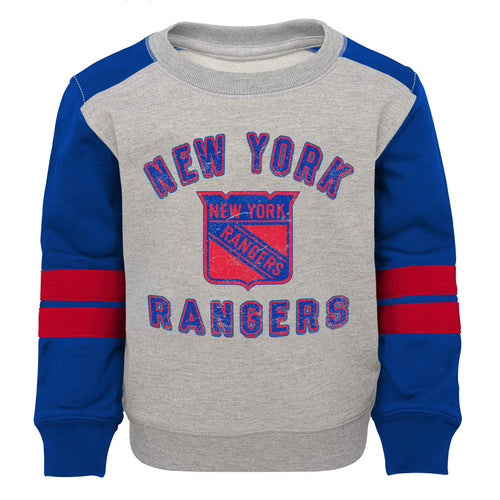 Rangers Crew Neck Retro Sweatshirt