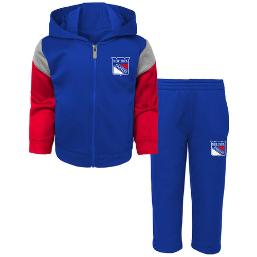 NY Rangers Performance Fleece Set