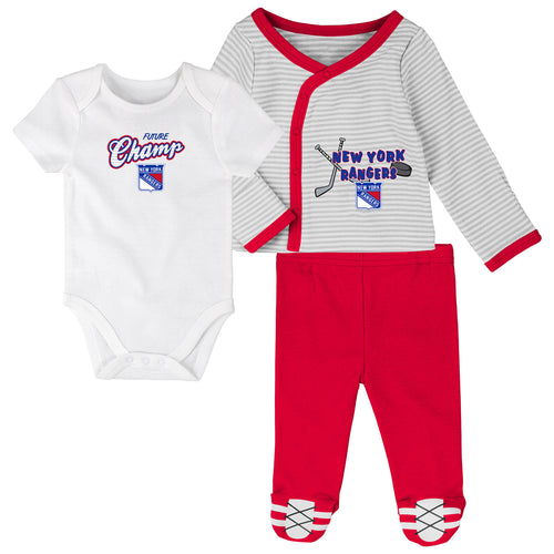 Rangers Future Champ 3 Piece Set